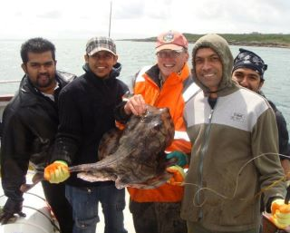 sea fishing charter galway